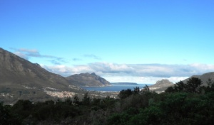 Hout Bay down below