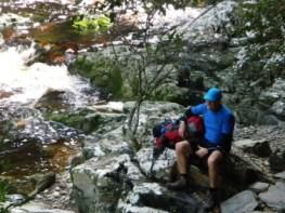 Kleinbos River on Otter Trail