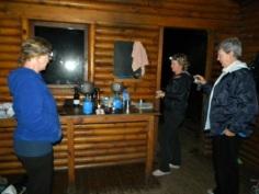 Scott Huts - Otter Trail