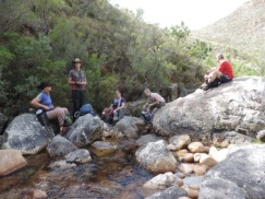 Krom River Trail - Du Toitskloof