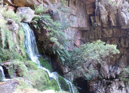 Krom River Trail - Du Toitskloof