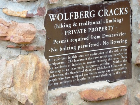 Wolfberg Cracks