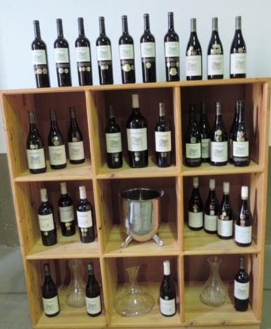 Cederberg Wine Varieties