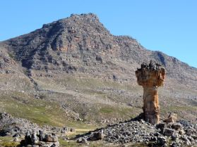Maltese Cross, Cederberg