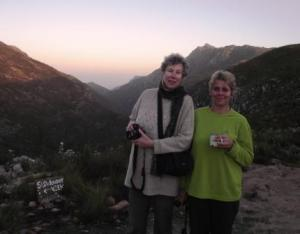 Boesnanskloof sunrise