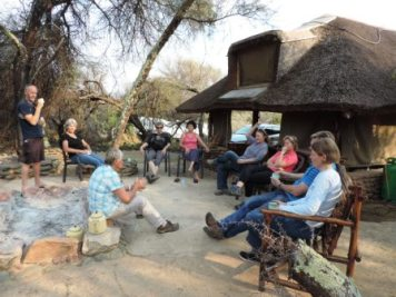 Karoo Hike - Lidiikwe Private Nature and Game Reserve