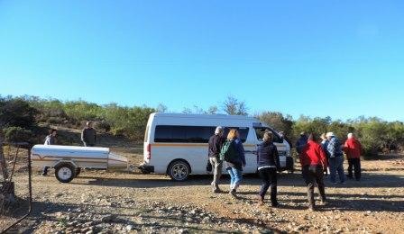 Oudemuragie Karoo Hike