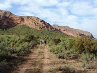 Karoo Hike at Lidiikwe Game Farm