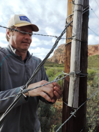 Karoo Hike at Lidiikwe Game Farm
