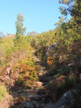 Cecelia Buttress Hike 012