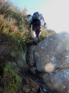 Cecelia Buttress Hike 035