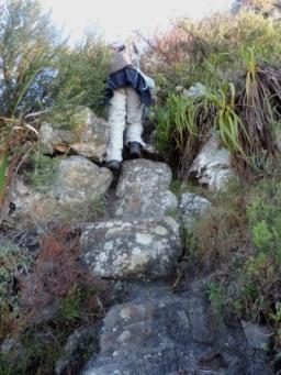 Cecelia Buttress Hike 038