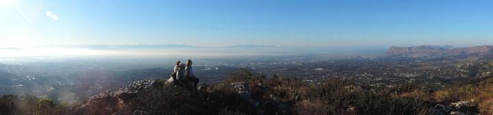 Cecelia Buttress Hike 040