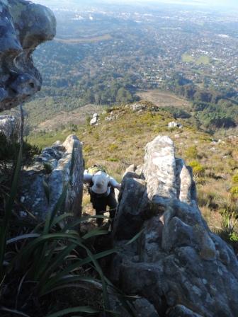 Cecelia Buttress Hike 050