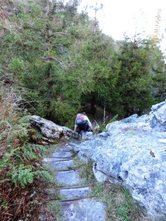 Cecelia Buttress Hike 093