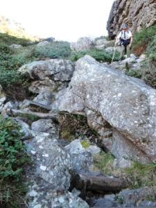 Cecelia Buttress Hike 112