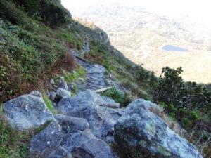 Cecelia Buttress Hike 113