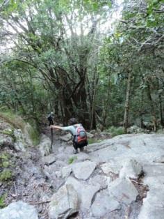 Cecelia Buttress Hike 119