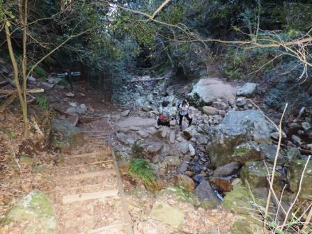 Cecelia Buttress Hike 133