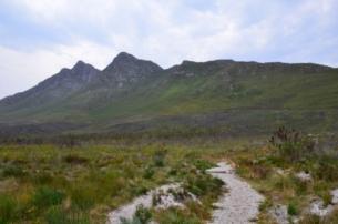 Three Sisters Hike in Kleinmond