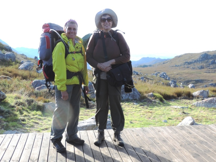 2 day Hottentots Holland Nature Reserve Hike 195