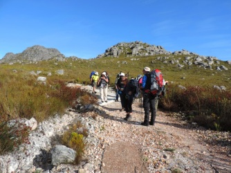 2 day Hottentots Holland Nature Reserve Hike 198