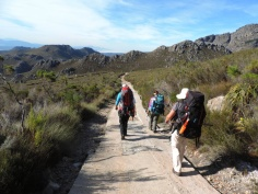 2 day Hottentots Holland Nature Reserve Hike 202
