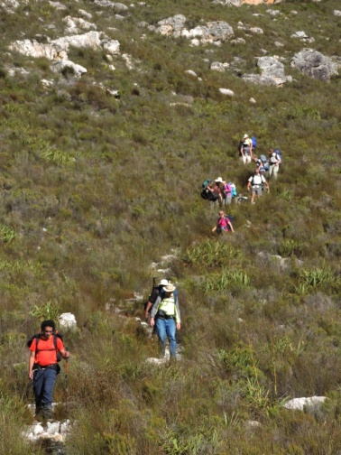 2 day Hottentots Holland Nature Reserve Hike 211