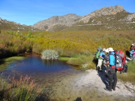 2 day Hottentots Holland Nature Reserve Hike 213