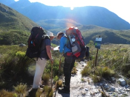2 day Hottentots Holland Nature Reserve Hike 217