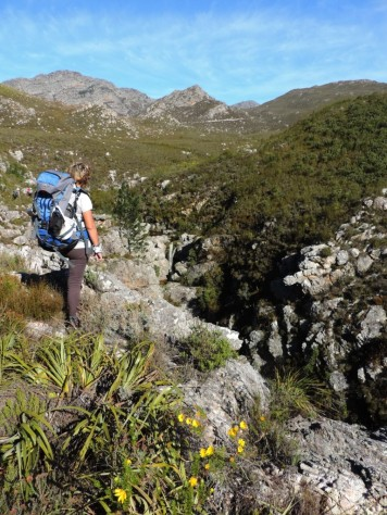 2 day Hottentots Holland Nature Reserve Hike 222