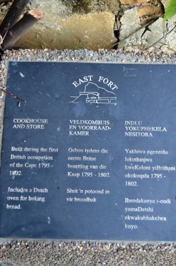 East Fort Hout Bay Trail to Skoorsteenberg