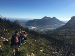 East Fort Hout Bay Trail to Skoorsteenberg