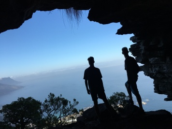 Caves on Lions Head