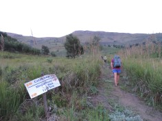 Amatoal Hiking Trail