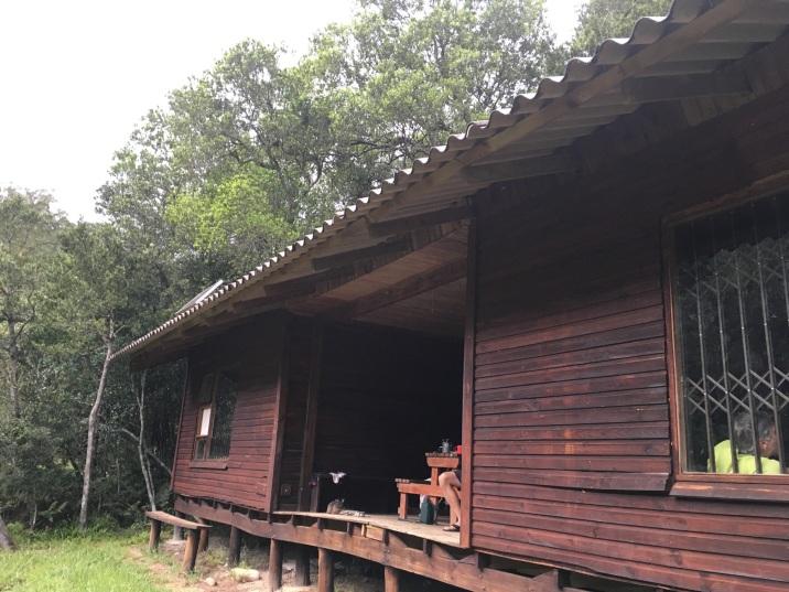 Zingcuka Huts Amatola Hike