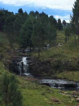 The longest waterfall