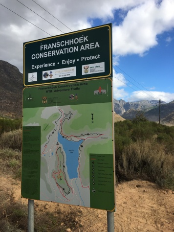 Franschhoek Conservation Hike
