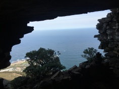 Lawry's Ledge on Lions Head