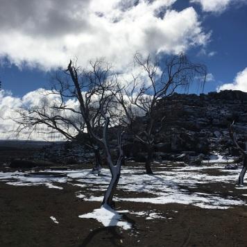 Sutherland snow hike