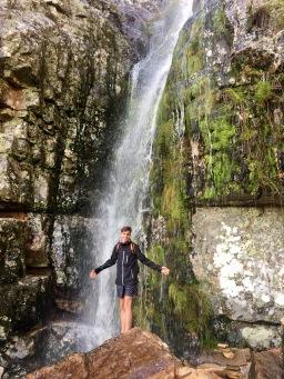 Silverstream Waterfall
