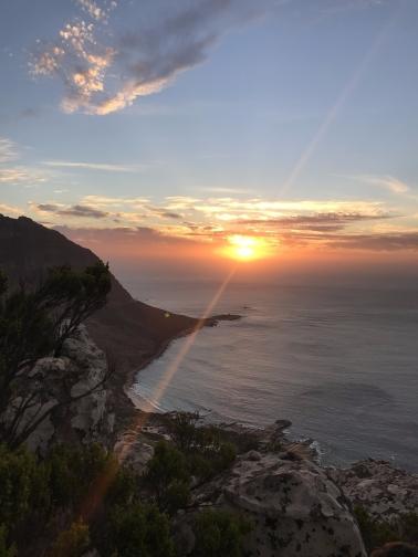 Little Lions Head - sunset hike