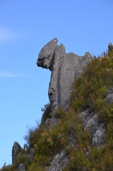 Hottentots Holland Trail Rock Formations
