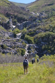 Umshanti Waterfall hike