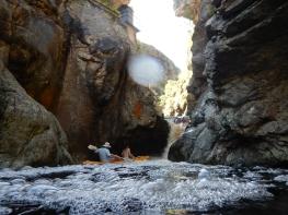 Umshanti Gorge Swim