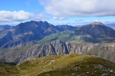 View from Perdekop Trail
