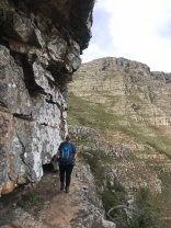 Contour path from Oppelskop to Devils Peak