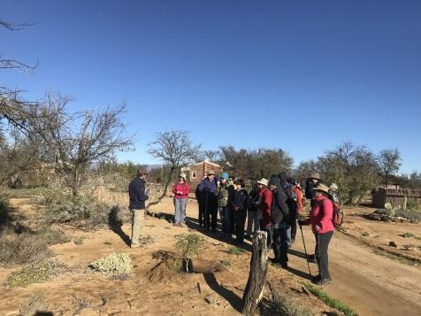 Sadawa Game Reserve guided walk
