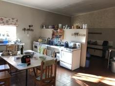 Sadawa Game Reserve Kitchen