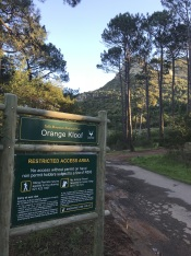 Orange Kloof at Constantia Nek